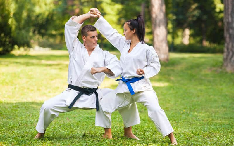 Martial Arts Lessons for Adults in Maplewood NJ - Outside Martial Arts Training