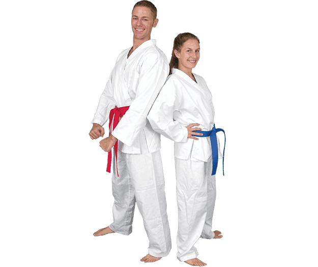 Martial Arts Lessons for Adults in Maplewood NJ - Man and Women Adult Program Banner
