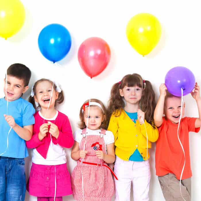 Martial Arts Birthday Party for Kids in Maplewood NJ - Birthday Balloon Kids
